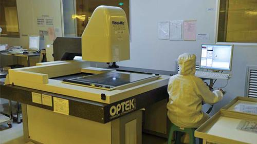 2D Inspection Machine
